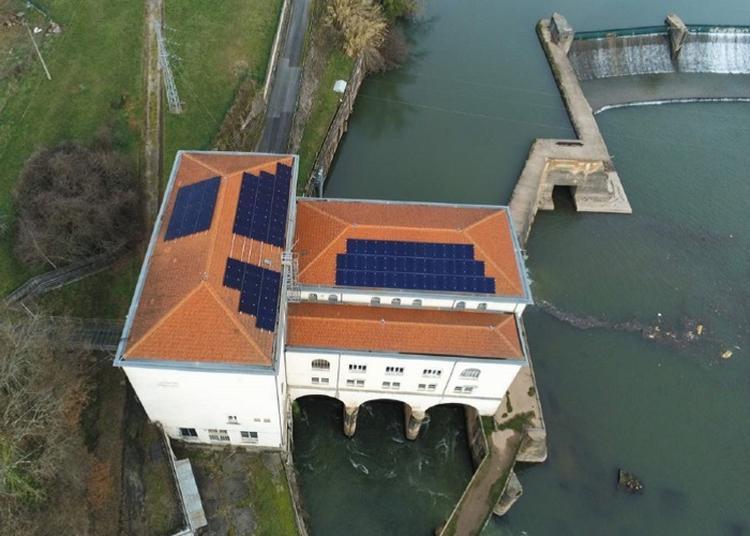 Visite Guidée D'un Site Edf De Production Et De Maintenance Hydroélectrique à Gaillac