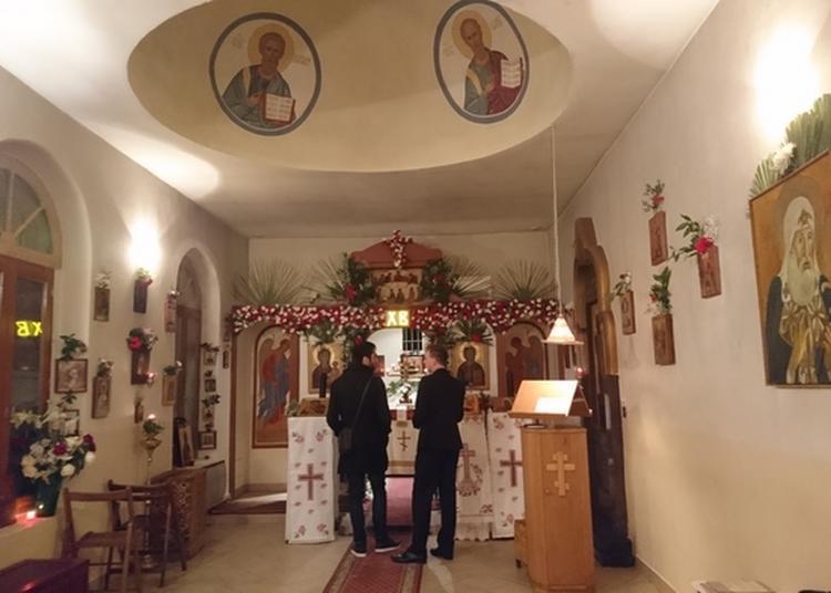 Visite Guidée D'une église Orthodoxe à Marseille