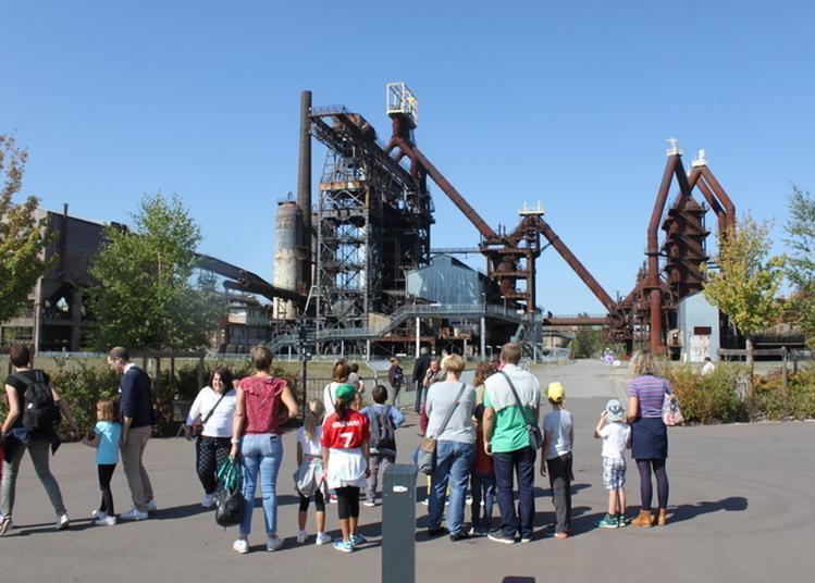 Visite Guidée De Ce Symbole Fort Du Patrimoine Industriel De La Vallée De La Fensch à Uckange