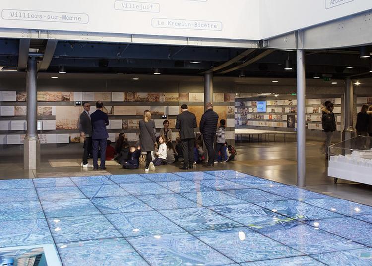 Visite Guidée De De L'exposition Paris La Métropole Et Ses Projets à Paris 4ème