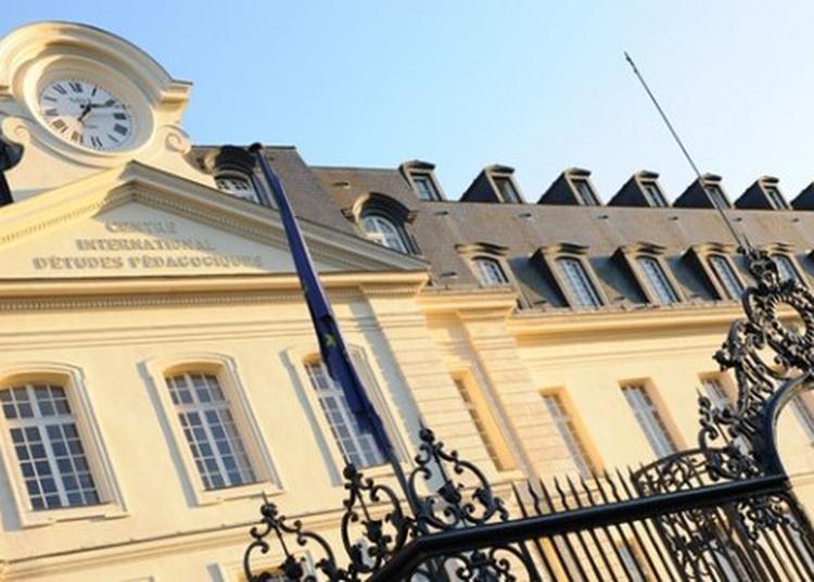 Visite Guidée De France Education International ( Ex- Ciep) à Sevres
