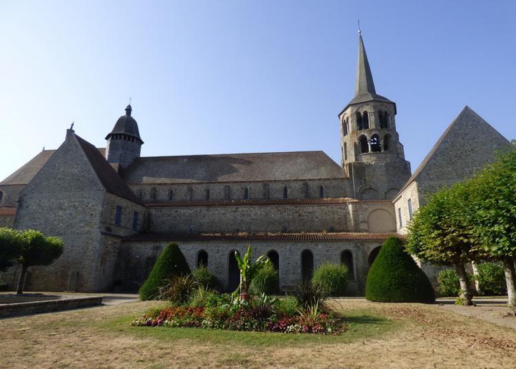 Visite Guidée De L'abbatiale à Evaux les Bains