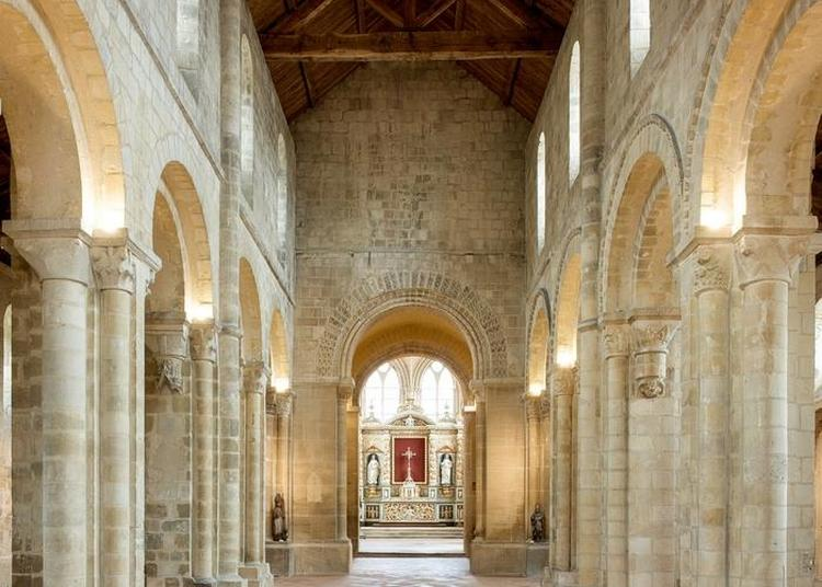 Visite Guidée De L'abbatiale Et De Son Histoire à Le Havre