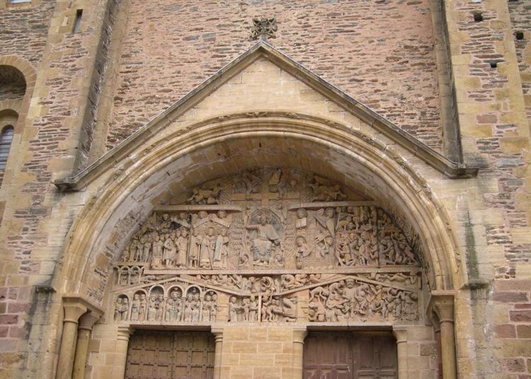 Visite Guidée De L'abbatiale Et De Son Tympan Du Jugement Dernier à Conques
