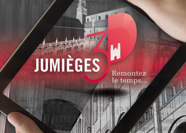 Visite Guidée De L'abbaye De Jumièges Grâce à Une Application Numérique à Jumieges