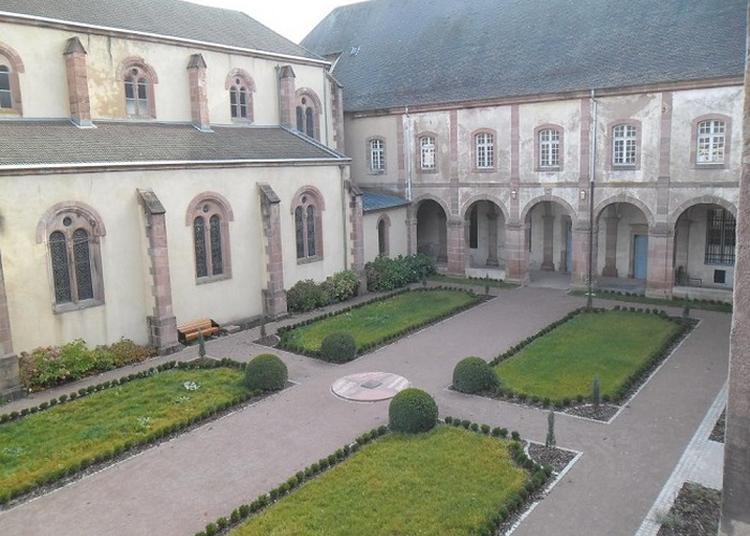 Visite Guidée De L'abbaye De Senones