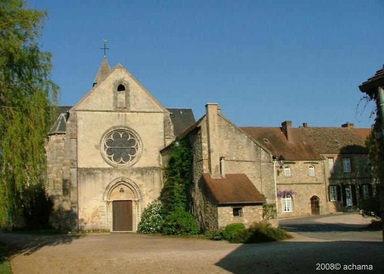 Visite Guidée De L'abbaye Notre-dame-de-la-roche à Levis saint Nom