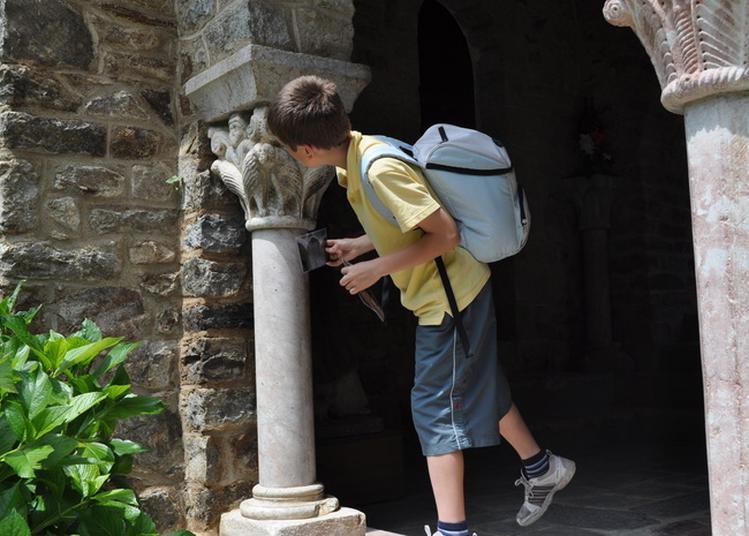 Visite Guidée De L'abbaye Pour Les Scolaires (écoles Primaires, Collèges Et Lycées) à Casteil