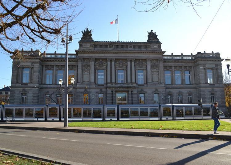 Visite Guidée De L'ancien Conservatoire à Strasbourg