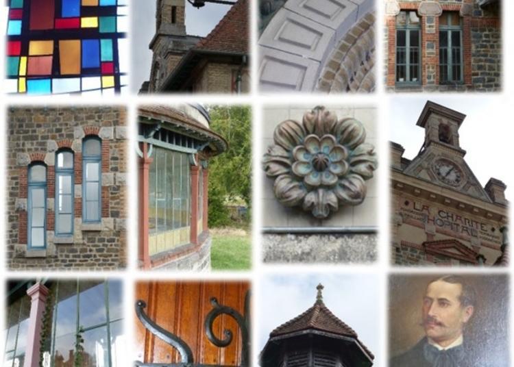 Visite Guidée De L'ancien Hôpital-orphelinat De La Charité à Montlucon
