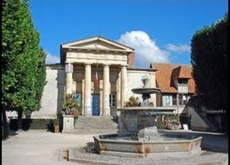 Visite Guidée De L'ancien Tribunal De Pont-l'evêque à Pont l'Eveque