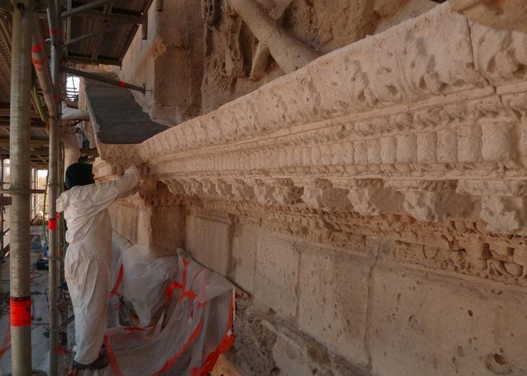 Visite Guidée De L'arc De Triomphe à Orange