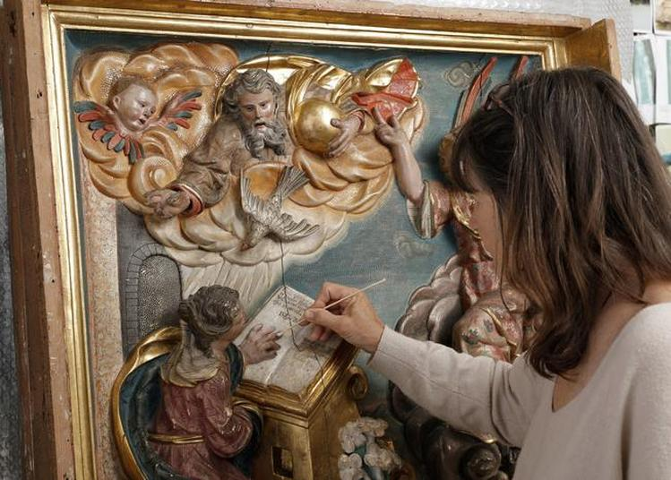 Visite Guidée De L'atelier à Perpignan
