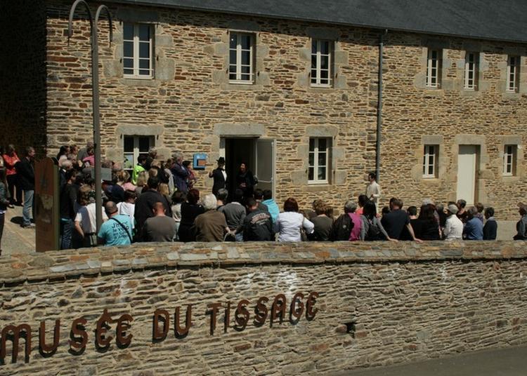 Visite Guidée De L'atelier Musée Du Tissage D'uzel à Uzel
