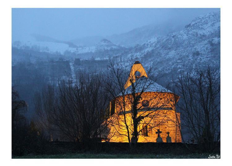 Visite Guidée De L'église à Sinsat