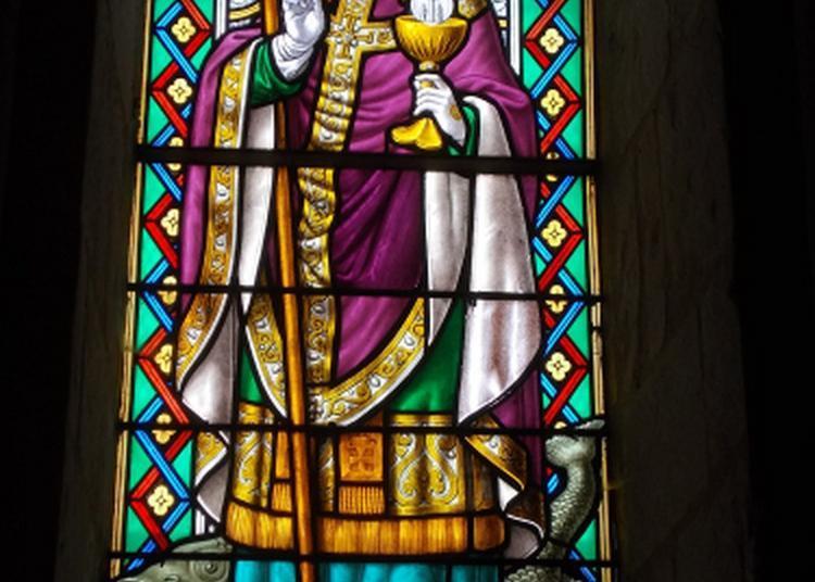 Visite Guidée De L'église à Saintes
