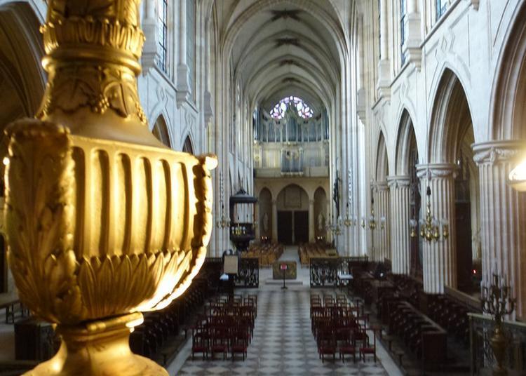 Visite Guidée De L'église à Paris 1er