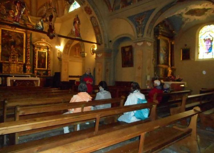 Visite Guidée De L'église à Aussois