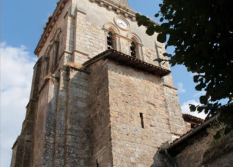 Visite Guidée De L'église à Saint Claud