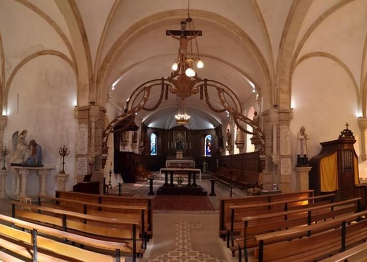 Visite Guidée De L'église à Valcanville
