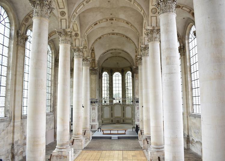 Visite Guidée De L'église Abbatiale Des Prémontrés à Mousson