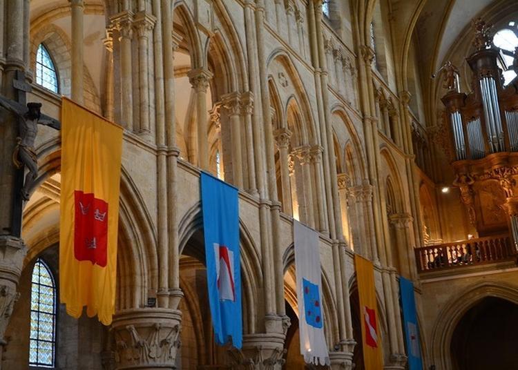 Visite Guidée De L'église-abbatiale Notre-dame De Mouzon