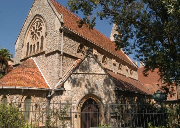 Visite Guidée De L'église Anglicane D'hyères à Hyeres