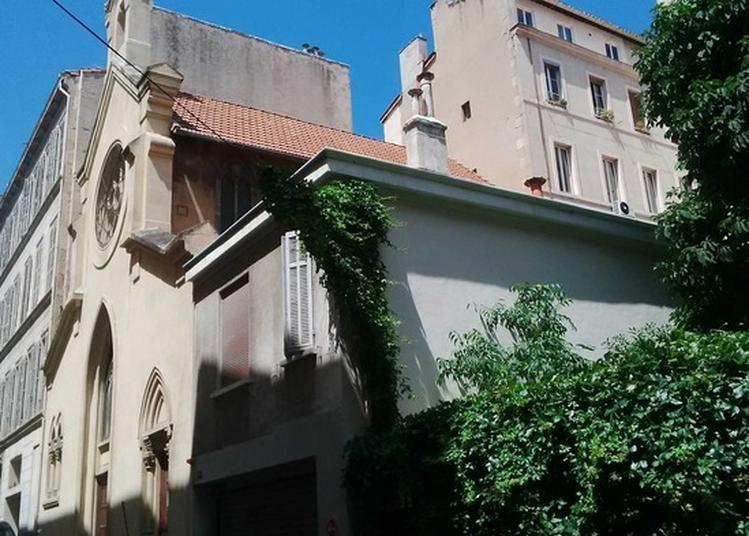 Visite Guidée De L'église Anglicane De Marseille