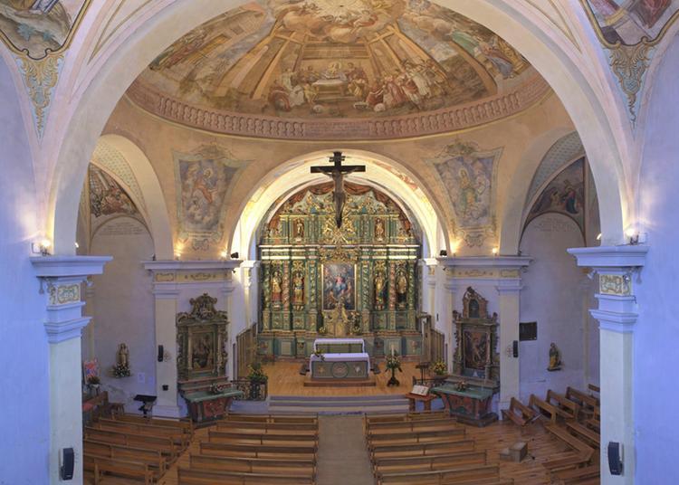 Visite Guidée De L'eglise Baroque De Cordon
