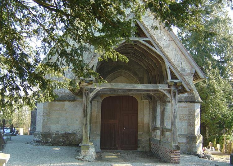 Visite Guidée De L'église Classée De Saint-michel De Livet à Saint Michel de Livet