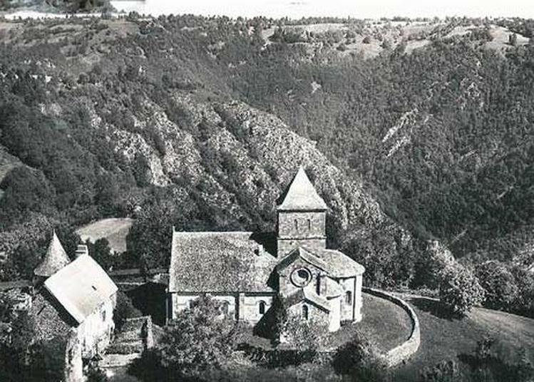 Visite Guidée De L'église De Brageac