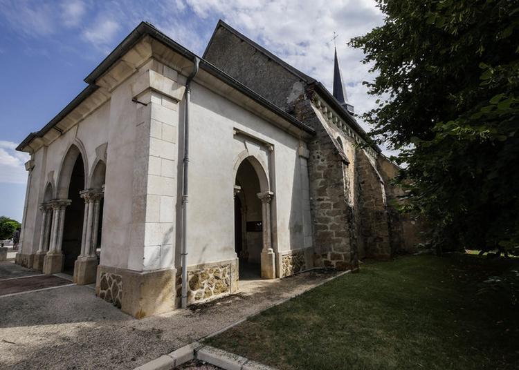 Visite Guidée De L'Église De Looze