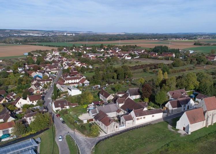Visite Guidée De L'Église De Paroy-sur-tholon à Paroy sur Tholon