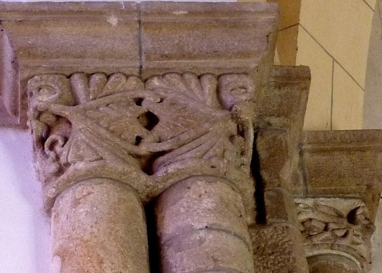 Visite Guidée De L'église De Pleurtuit Et De Ses Magnifiques Chapiteaux Historiés