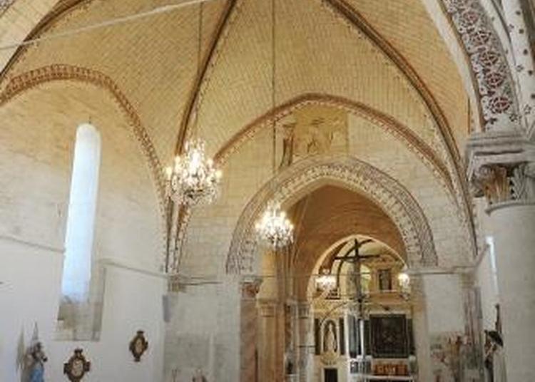 Visite Guidée De L'église De Pontigné À 15h à Pontigne