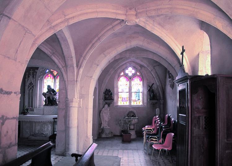 Visite Guidée De L'église De Pulligny