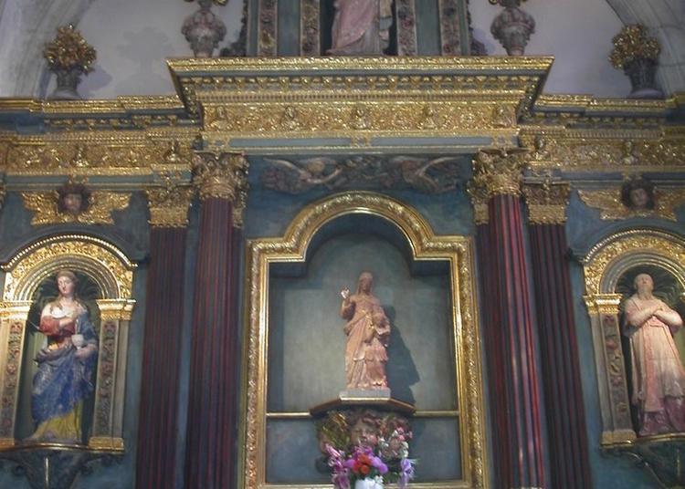 Visite Guidée De L'église De Sargé Par L'auteur Du Livre Sur L'histoire Du Village à Sarge les le Mans