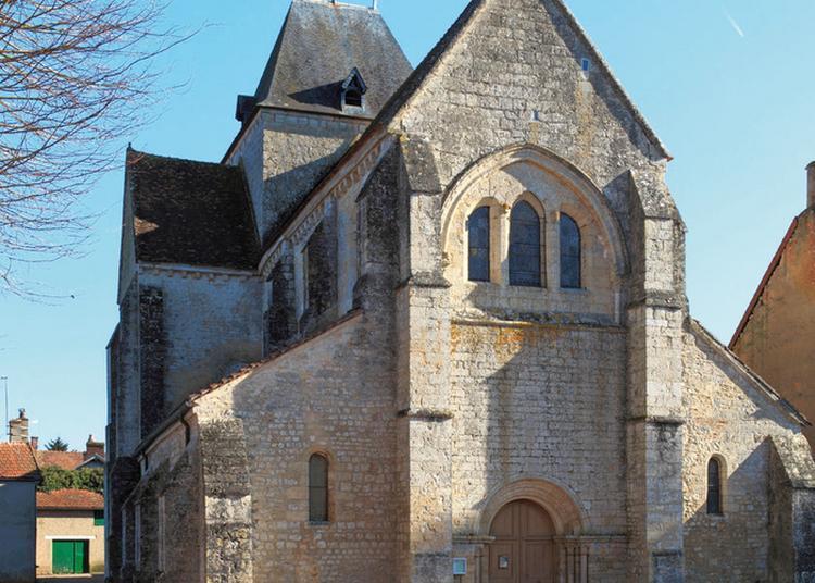Visite Guidée De L'église Et De La Cité Féodale De Saint Verain