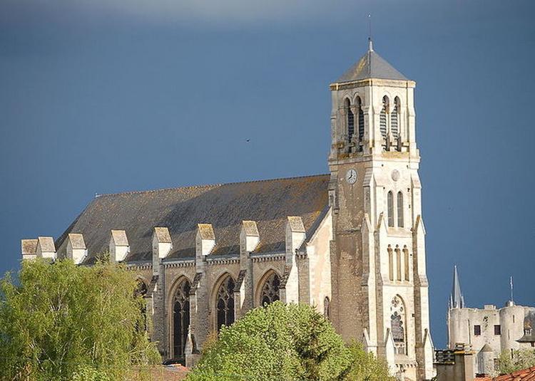 Visite Guidée De L'église Et De La Crypte à Niort