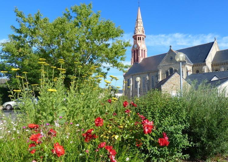 Visite Guidée De L'Église Et De Son Clocher à Saint Lyphard