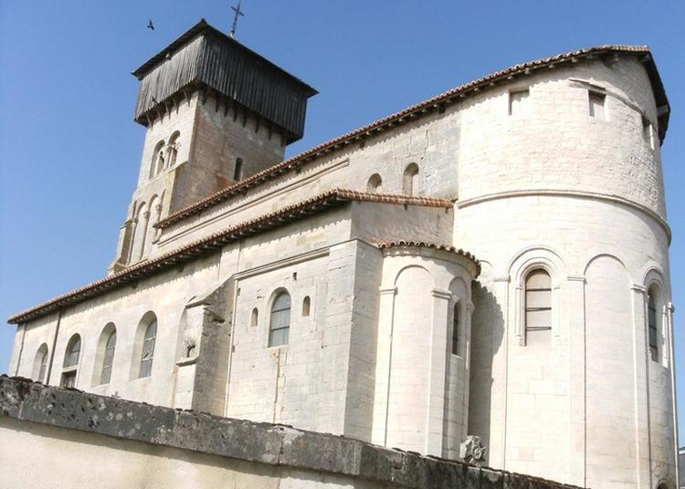 Visite Guidée De L'église Fortifiée De Dugny à Dugny sur Meuse