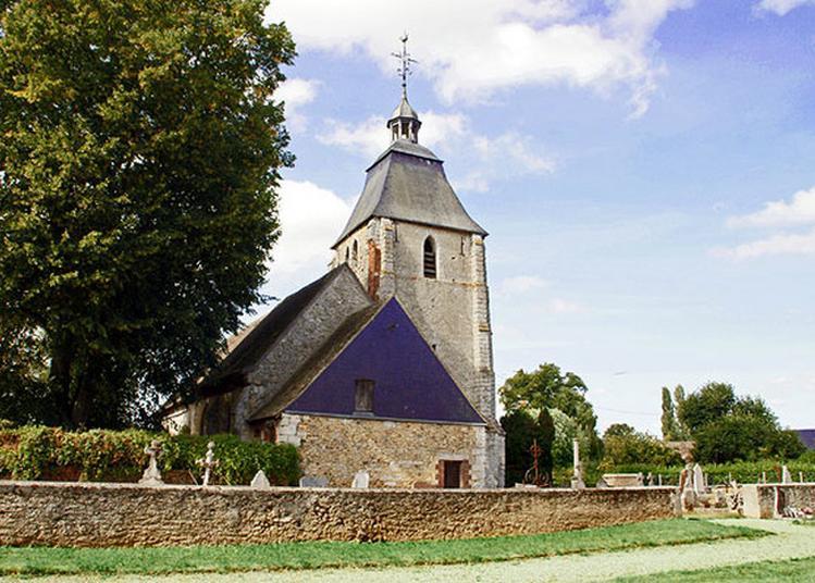 Visite Guidée De L'église Notre-dame à Bretagnolles