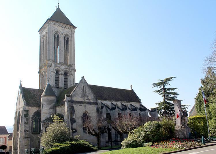 Visite Guidée De L'église Notre Dame De L'assomption à Champagne sur Oise