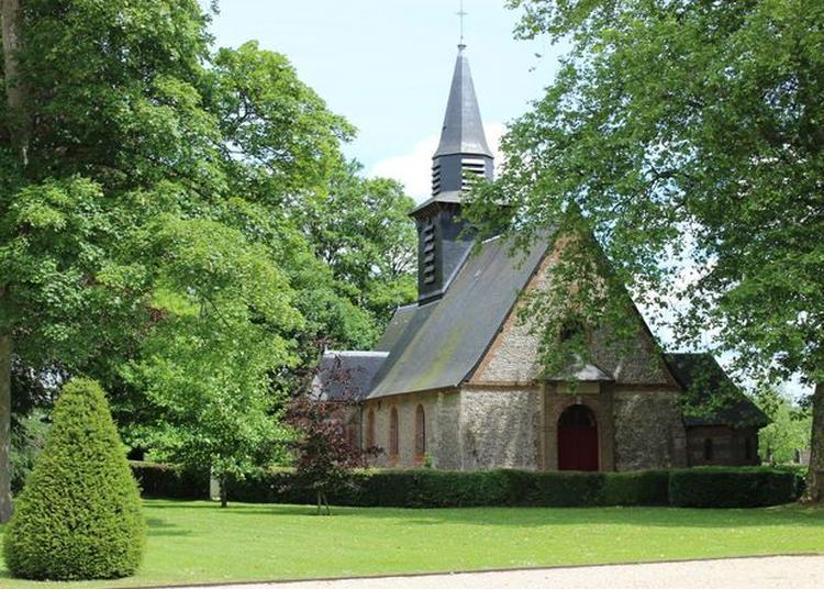 Visite Guidée De L'église Notre-dame De La Nativité De Bois-héroult à Bois Heroult