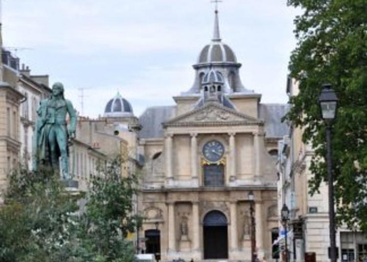 Visite Guidée De L'église Notre Dame De Versailles