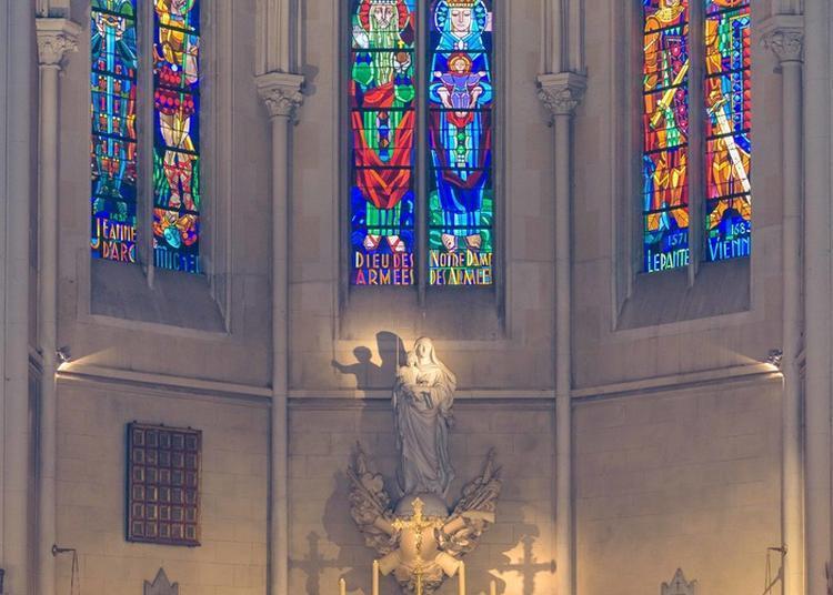 Visite Guidée De L'église Notre-dame Des Armées à Versailles