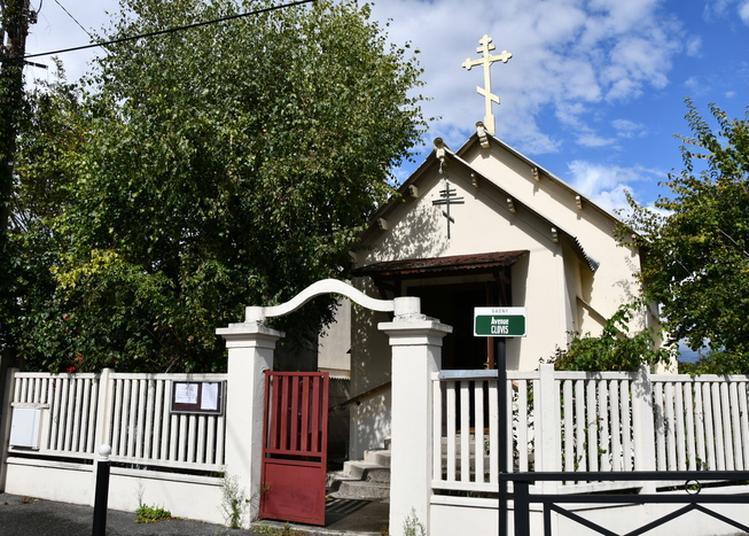 Visite Guidée De L'église Orthodoxe Saint-séraphim De Sarov à Gagny