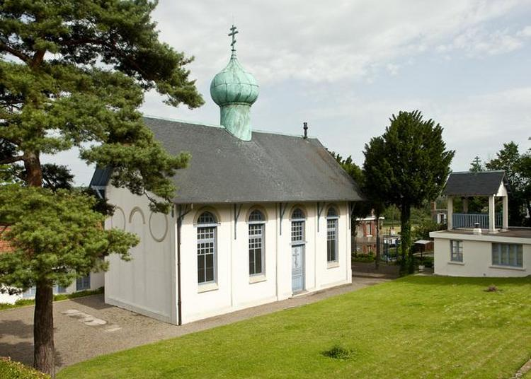 Visite Guidée De L'église Orthodoxe Saint-serge à Colombelles
