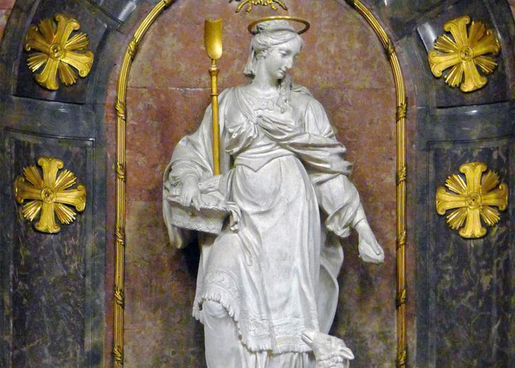 Visite Guidée De L'église Paroissiale à Paris 4ème