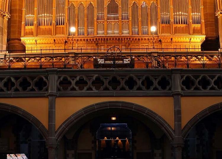 Visite Guidée De L'église Réformée Saint-paul à Strasbourg